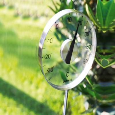 Dekoracje ogrodowe i termometry